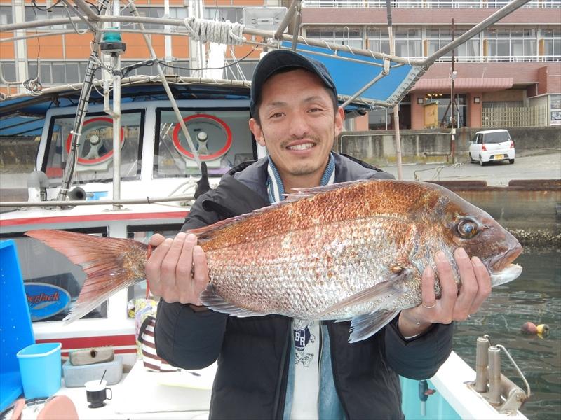 初めての方大歓迎!加太の釣りは正福丸にお任せください!