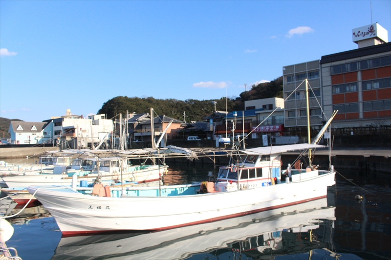 加太の遊漁船 正福丸とは